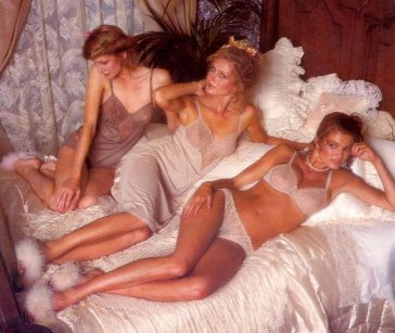 These Photos Show The Entire 1979 Victoria's Secret Catalog -vintage, Victoria's Secret