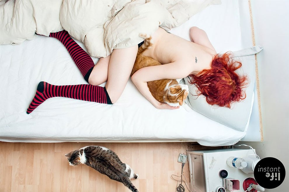 Photographer Florian Beaudenon Gives Bird Eye into People's Life -photo-project