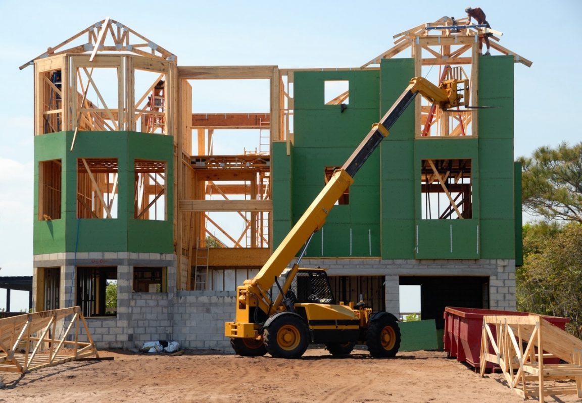 Things To Think About Before Building A New Home -home, building