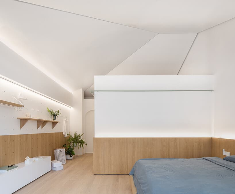 Renovated Single-Family Building in Shanghai by RIGI design -house, home, china, building