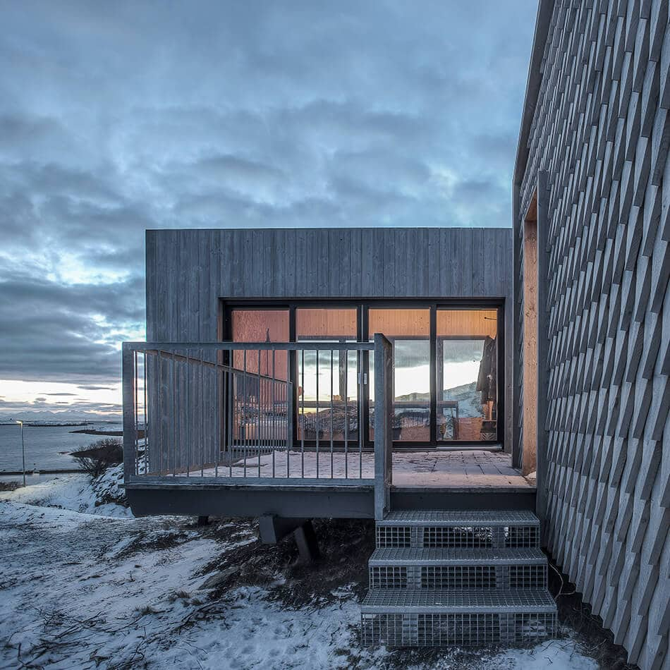 Unique Workspace in Norway by TYIN Tegnestue and Rintala Eggertsson -villa, norway, mountain, house, building