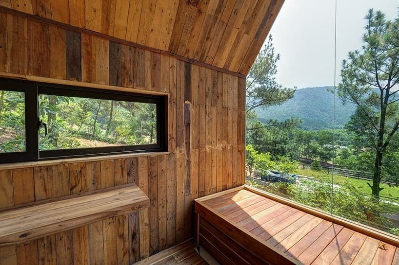 Chu Văn Đông Completed Micro-Dwelling in the Rural Surroundings of Northern Vietnam -vietnam, house, gohome, forest