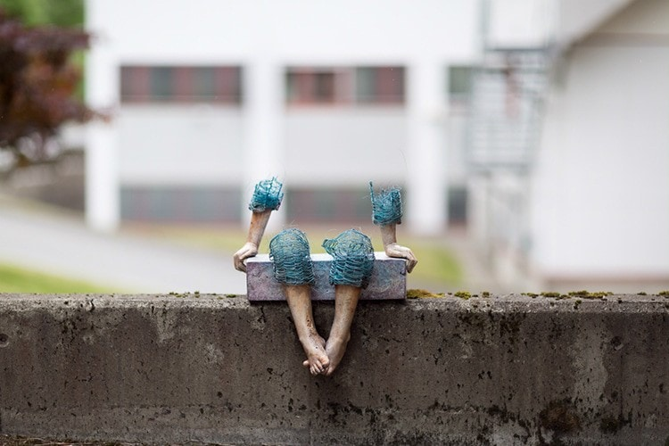 Incomplete: A Norwegian Sculptor Captured the Whimsical and Humble Personalities of Children -sculptures, norway, gohome, children