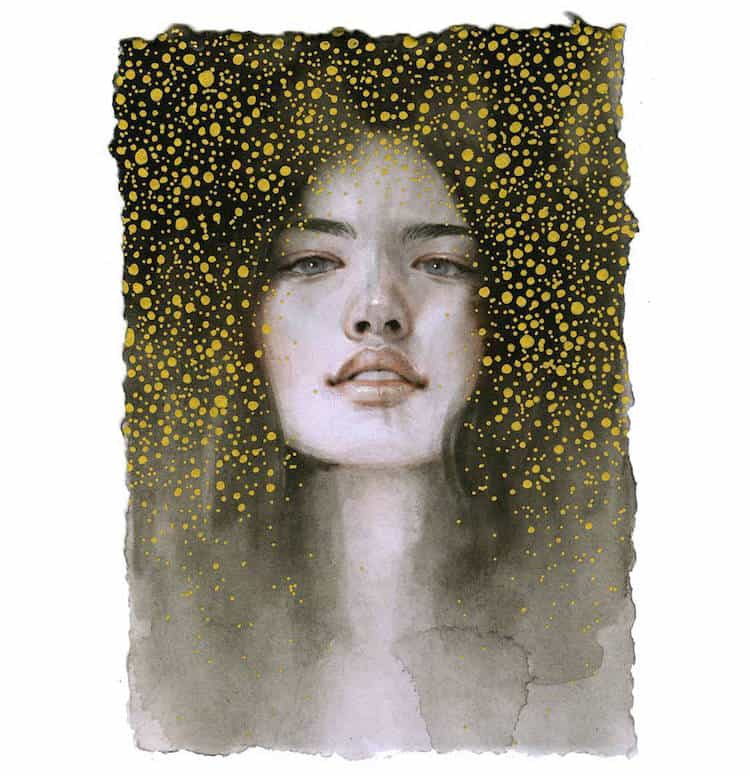 These Dreaming Paintings Look Like They're Straight Out Of A Fairytale -vietnam, illustrations, gohome