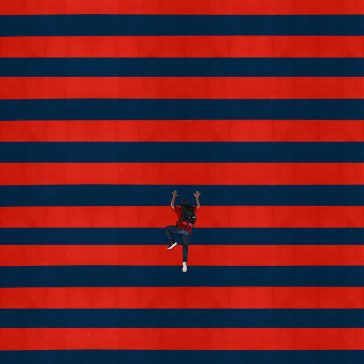 Minimalistic Photographs with a Colorful Backdrop by Andhika Ramadhian -pattern, minimalism, Indonesia, gohome