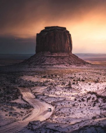 A Photographer Captures Magnificent Landscapes from His 12-day Road Trip -usa, mountains, landscapes, landscape photography, gohome, canyon