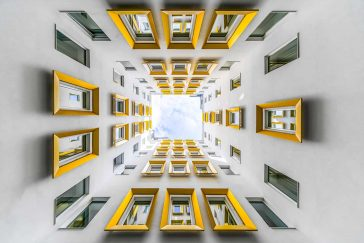 A Photographer Explores the Evolution of Geometric Compositions in Vienna's Architecture -vienna, gohome, buildings, austria, architecture