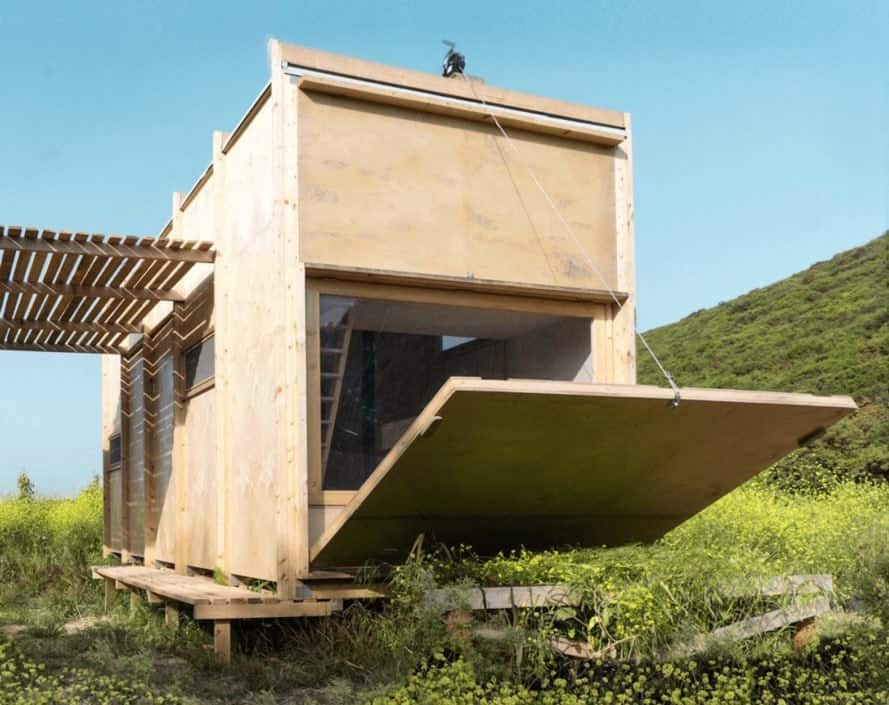 This Self Sustainable Off-Grid Cabin Is ideal for Reconnecting with Nature -Sustainable Home, sustainability, nature, cabin