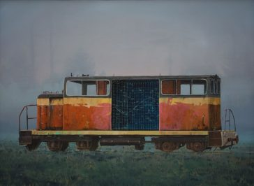 Beautiful Artistic Landscape Paintings By Andrew McIntosh and Morwenna Morrison -scotland, paintings, gohome, exhibition
