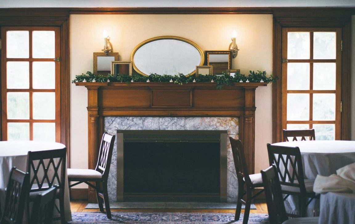 4 Ways to Style Your Mantel -mantel, interior, Home interior, home