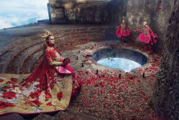 The World's Renowned Couture Designer Reimagines Chinese Folklore As As High Fashion -gohome, fashion, china