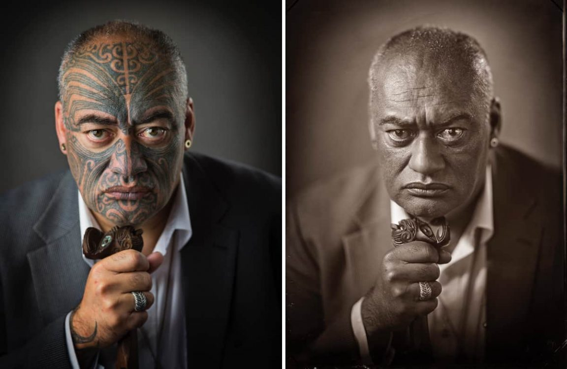 Famous Maori People: A Photographer Reimagines Māori People Without Traditional